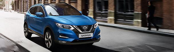 Voiture Nissan
