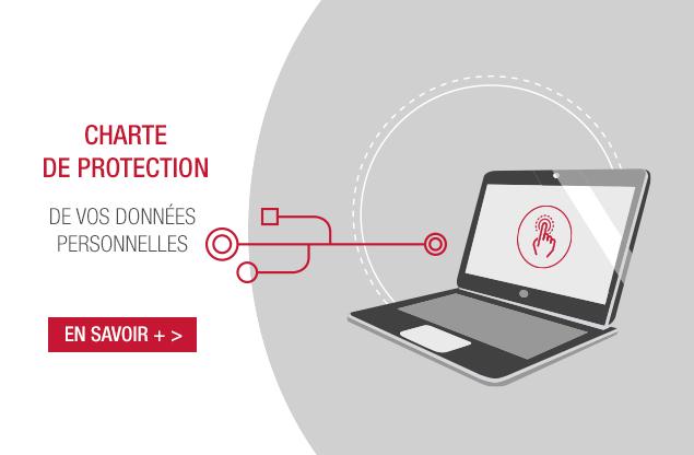 charte rgdp, sécurité de vos données